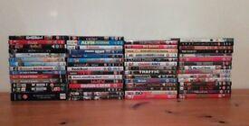 DVDs 60+ Discs