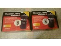 Two Adey Magnaclean Professional 2