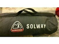 Eurohike solway tent