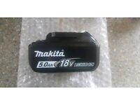 Makita 5ah battery
