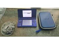 Nintendo DSI inc case & charger
