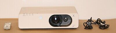 PanasonicPt- FW430 WXGA Projector Home theater HDMI DVI VGA 5430 lamp hours