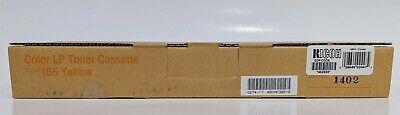 Ricoh Type 165 (402555) - Yellow Toner Cartridge LP Cassette - GENUINE -