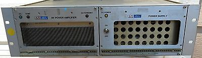 Delta-sigma High Power Rf Amplifier Qusar 100ua