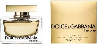D & G THE ONE Dolce & Gabbana Perfume 2.5 oz edp NEW IN BOX comprar usado  Enviando para Brazil