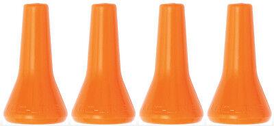 4 18 Round Nozzles For 14loc-line Usa Original Modular Hose System 41403