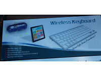 Keyboard Mini - Wireless for PC - iPad, Bluetooth