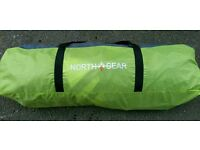 Hi for sale North gear small 2 man tent in perfect condition! Can deliver or post! Thank you