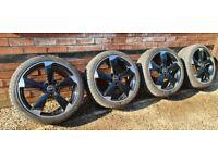 "VGC Genuine Audi Rotor 20""Alloy Wheels 5x112 4G0601025BP A4 A5 A6 A7 A8"
