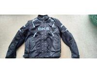 BKS Motorcycle jacket