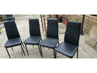 Free chairs free to collect chairs need attention dinning