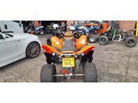 Quad Road legal Adly, ATV, 320 (cc)