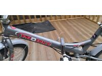 Ladies 28in foldable bicycle