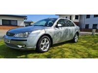 07 FORD MONDEO 1,8 MOT TILL APRIL 2022 VERY CLEAN FOR YEAR