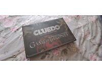 Game of Thrones Cluedo