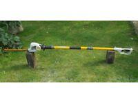 Ryobi RPT400 electric extending hedge trimmer cutter