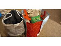 Child, boy clothes, 6-9 months, for all seasons, plus blankets and shoes