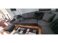SITS Quattro Corner Sofa, Chair & Footstool