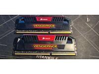 PC Gaming Bundle: Intel i7 4790k, ASUS ROG Maximus Ranger VII & Corsair Vengeance 16GB DDR3