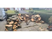 Various Wood Logs - Hard and Soft Wood (Can Deliver)