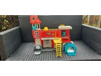Transformers rescuebots firestation
