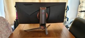 Asus pg348 34inch ultra curved