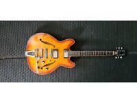 Semi acoustic 335 style