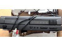 3-Beam Philips Laser CD Player CD601/25