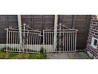 Set of Metal Gates