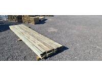 Timber rail