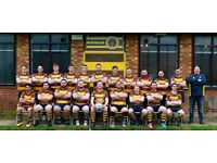 PLAY RUGBY IN NORTH LONDON! MILL HILL RFC WELCOMES ALL!