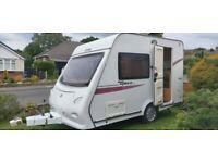 2010 Elddis 302 explore caravan