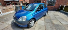 image for 2003 toyota yaris 1.0 gs 57000 miles
