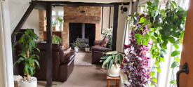 DOUBLE ROOM £380 P/M ALL INCLUSIVE & WIFI + EN SUITE BATHROOM
