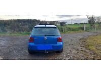 Volkswagen, GOLF, Hatchback, 2002, Manual, 1896 (cc), 3 doors