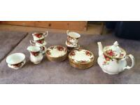 Royal Albert Bone China - Old Country Roses 1962