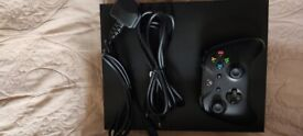 Xbox One X 1tb As New Boxed Mint Condition