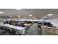Desks,Chairs, Tub sofas, Office furniture