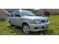 Nissan, MICRA, Sport Hatchback, 2001, Other, 1348 (cc), 5 doors