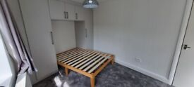 £799 per month all bills included ! Lovely cosy studio flat with shower room and own garden
