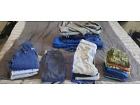 Bundle of 2-3 year old clothes