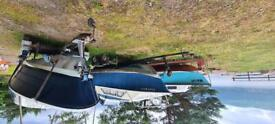 3 boats for sale