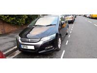 Honda INSIGHT Hatchback 2010 Black 1339 (cc) 5 doors , CVT Automatic, Cheap Road Tax, ULEZ Compliant