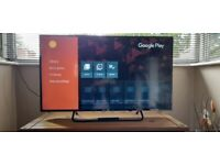 Jvc android 40 inch tv with google assist