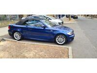 BMW, 1 SERIES, Convertible, 2009, Manual, 1995 (cc), 2 doors