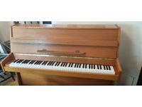 Gorgeus Upright Chappell Piano