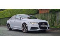 Audi A6 3.0 BiTdi 313HP 2014, FSH, new MOT