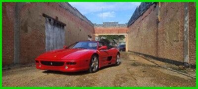1997 Ferrari 355 Spider Used
