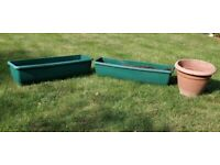 Pot and Troughs