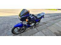 Suzuki, EN 125, 2006, 124 (cc)